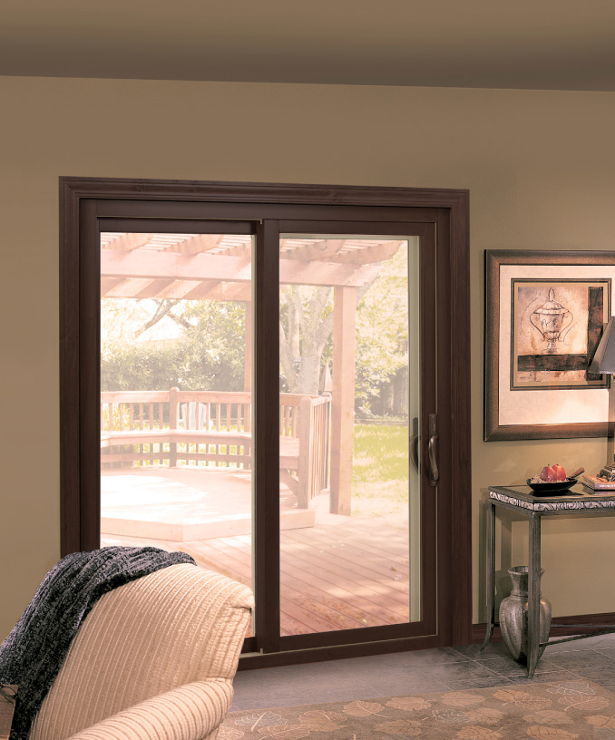 AERIS™ SLIDING PATIO DOORS