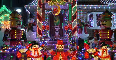 Crazy Christmas Light Design